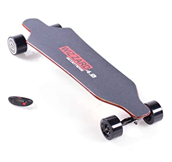 Monowheel WIZZARD 4.0 - Patinete eléctrico tipo longboard ...