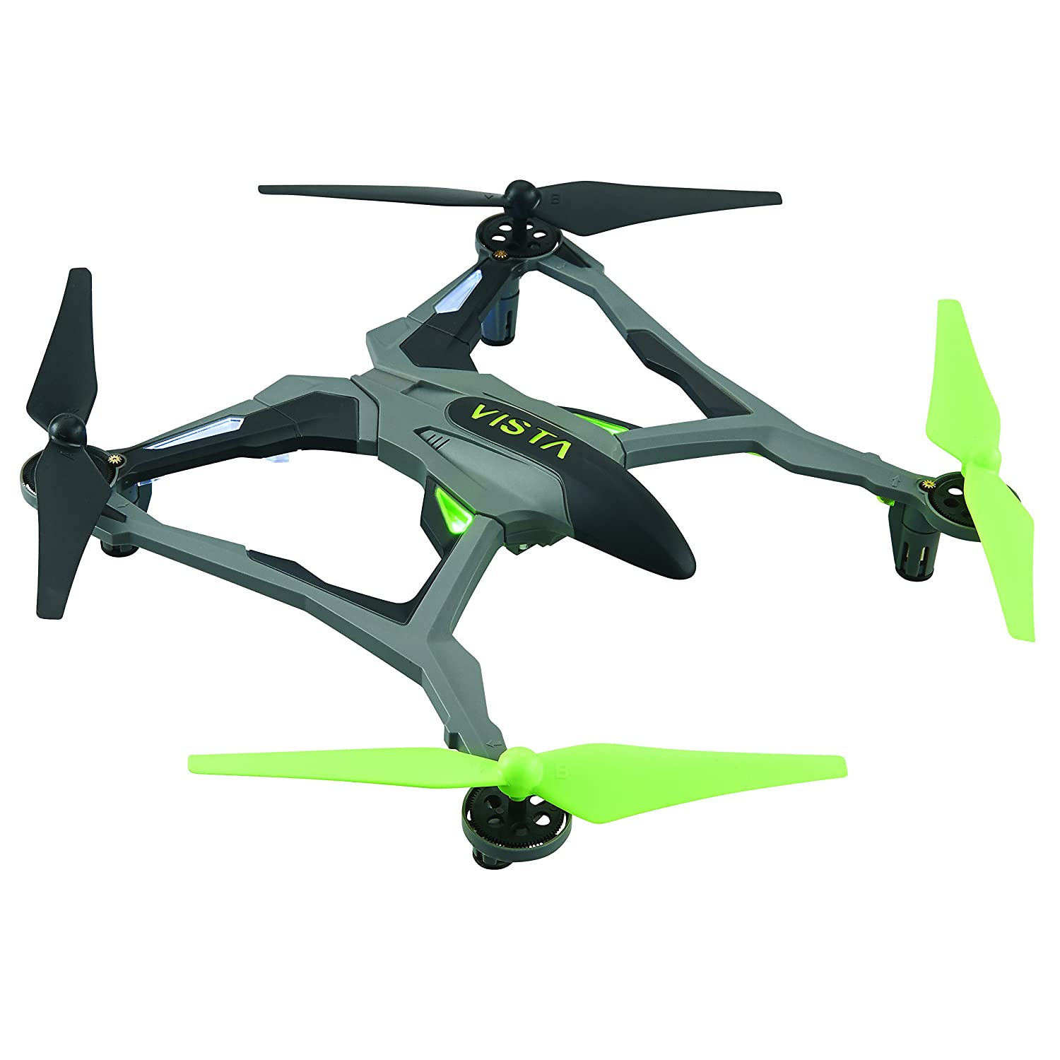 Dromida Vista Unmanned Aerial Vehicle (UAV) Quadcopter Ready-to-Fly (RTF) Drone...