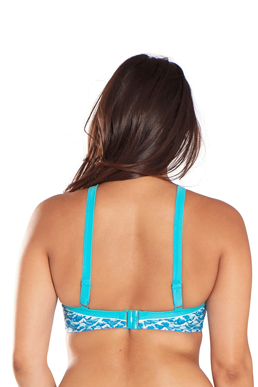 2c8821e97d Curvy Kate Women s Riptide Plunge Bikini Top  Amazon.co.uk  Clothing