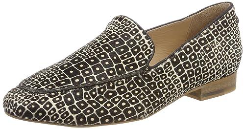 Maruti Bloom hairon Leather, Mocasines para Mujer, Gris (Crocodile Black ZJ3), 39 EU: Amazon.es: Zapatos y complementos