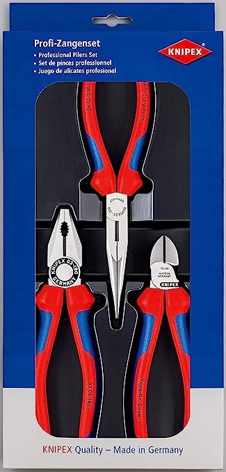 KNIPEX 00 20 11 Juego de montaje: Amazon.es: Bricolaje y herramientas