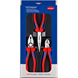 "Knipex 00 20 11""Assembly"" Pliers Set (3 Piece)"