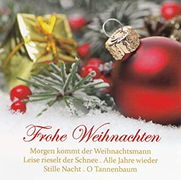 Frohe Weihnachten Musik.Frohe Weihnachten