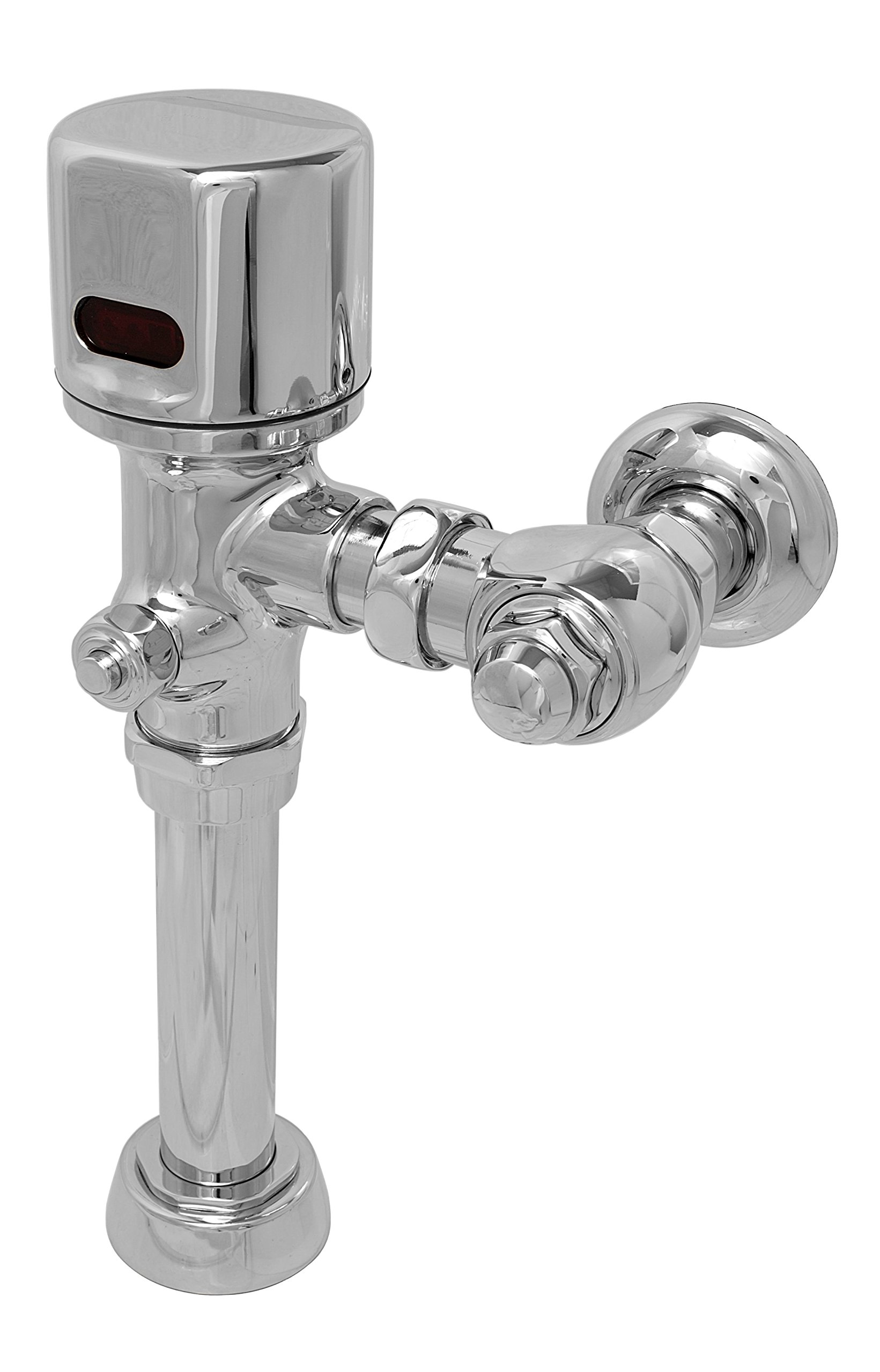 Battery Powered, 1.0 GPF Urinal, 3/4'' Stop and 3/4'' Top Spud