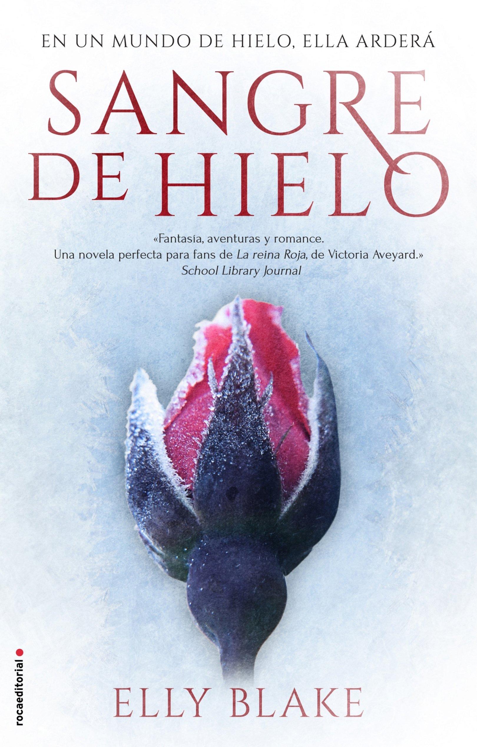 Sangre de hielo (Spanish Edition) PDF