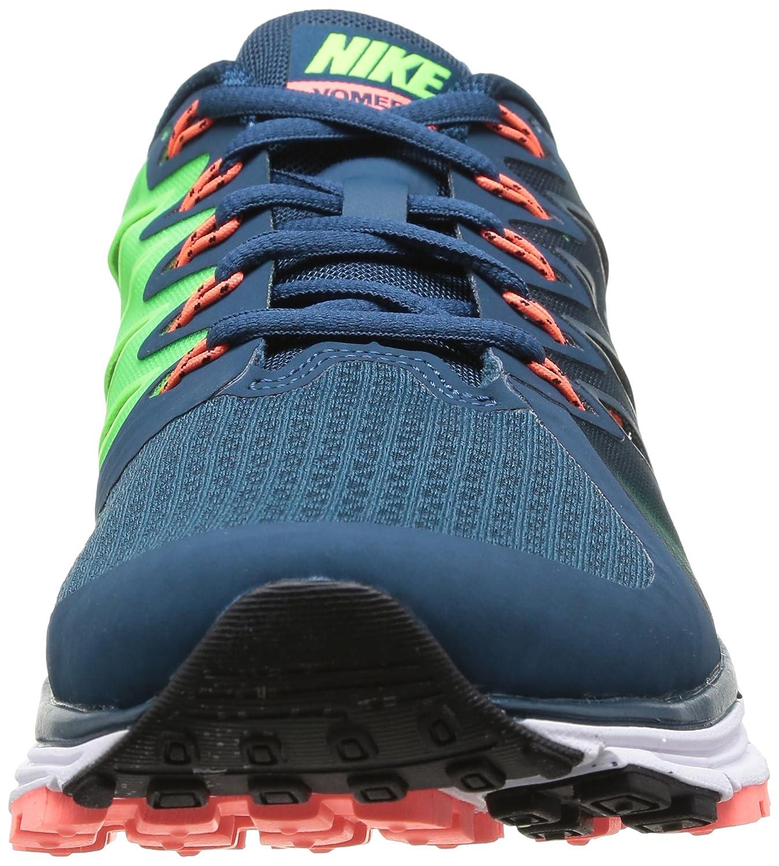 Nike 642195 400 Zoom Vomero 9 Herren Sportschuhe - Running Mehrfarbig (Spc  Blue/Elctrc Grn Brght Mng) 40: Amazon.de: Schuhe & Handtaschen