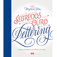 Os segredos de ouro do lettering: Design de letreiros, do esboço à arte final