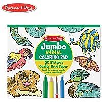 Jumbo Coloring Pad - Animal