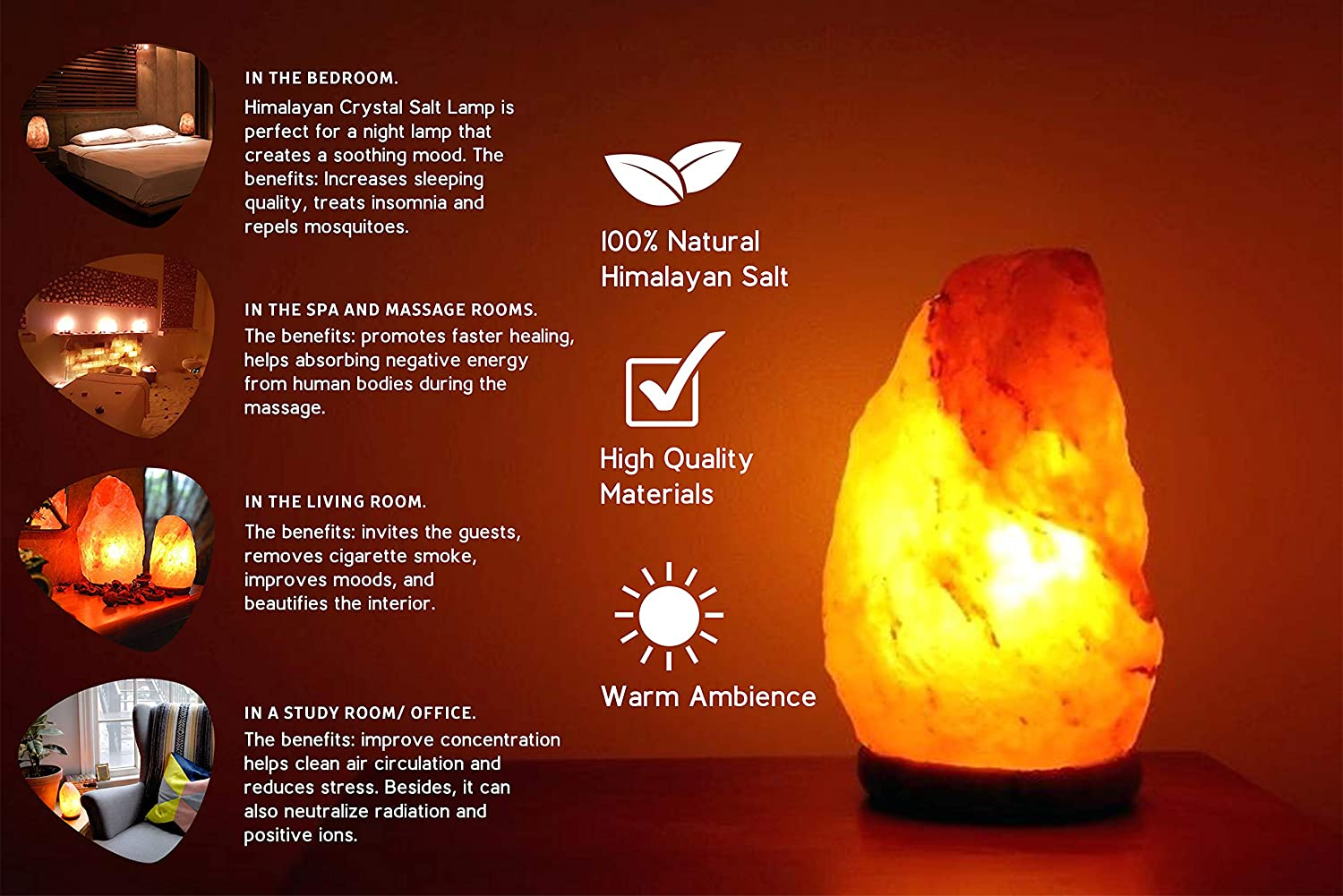 5-7 Lbs Square Metal Basket Bulb with 6-8 Inches UL Electric Corded Himalayan Crystal Lava Salt Lamp A-STAR TM Natural Salt Lamp with On and Off Switch//Dimmer