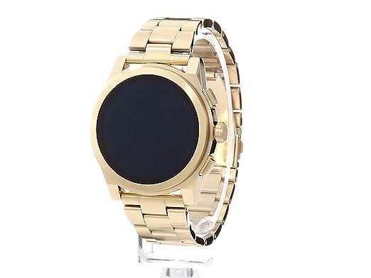 Michael Kors Grayson en Color Dorado Hombres de Smartwatch