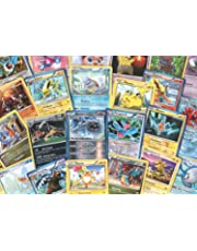 100 Assorted Pokemon Cards with Foils & Bonus Promo!