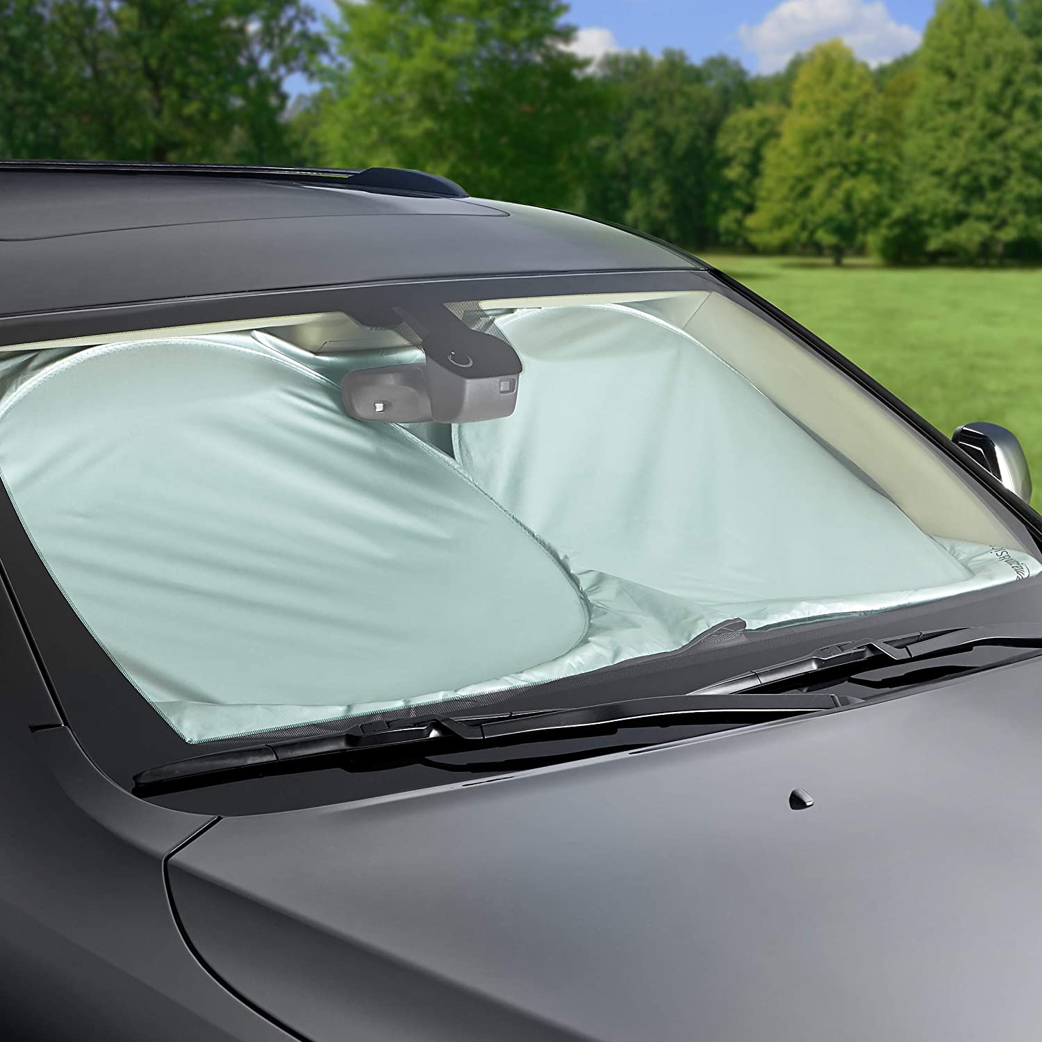 AmazonBasics Windshield Sun Sh...