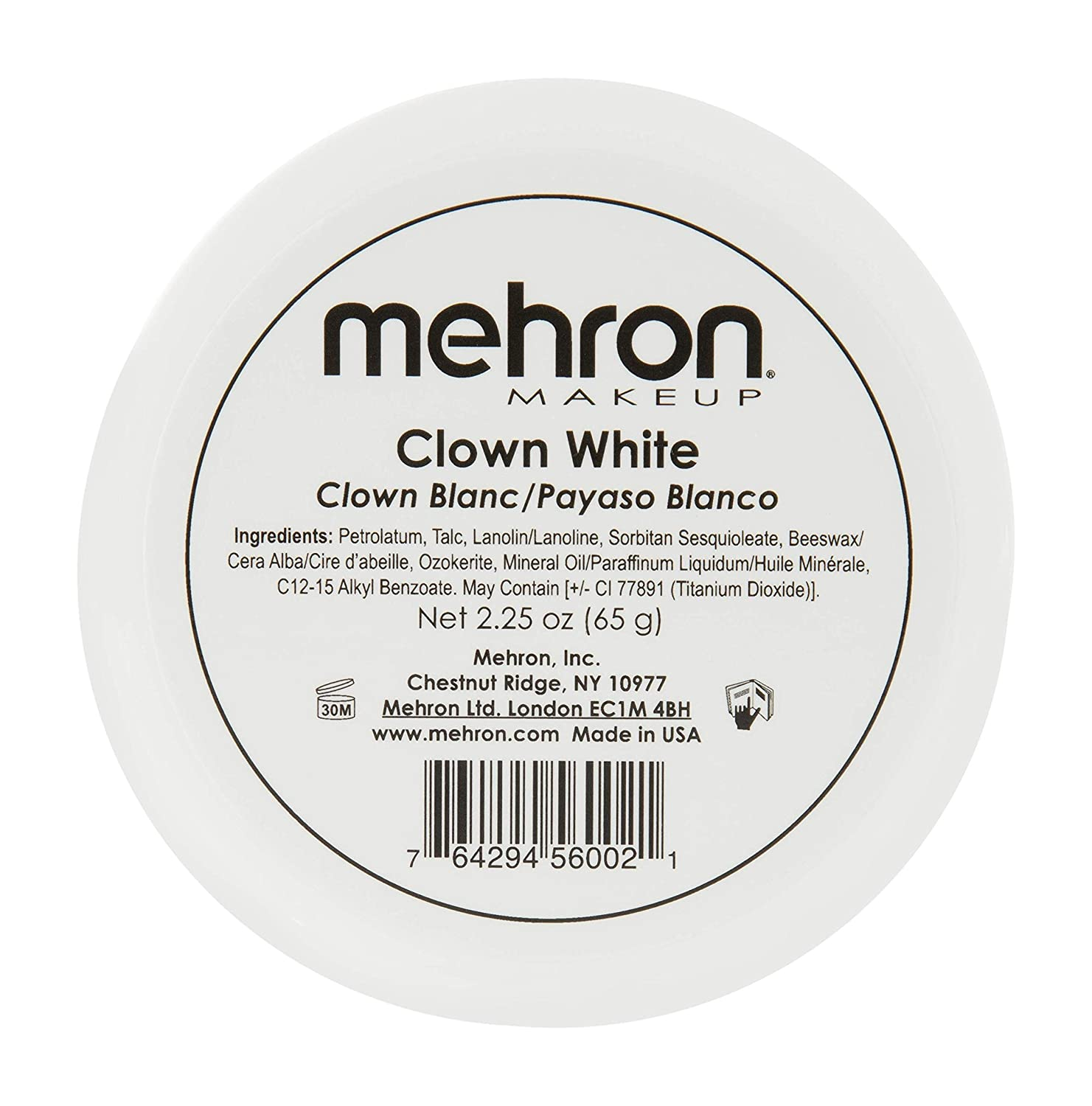 Mehron Clown 130