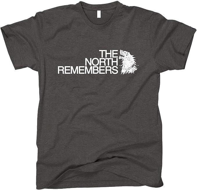 50% off fantastic savings fantastic savings GunShowTees Men's The North Remembers GoT Shirt