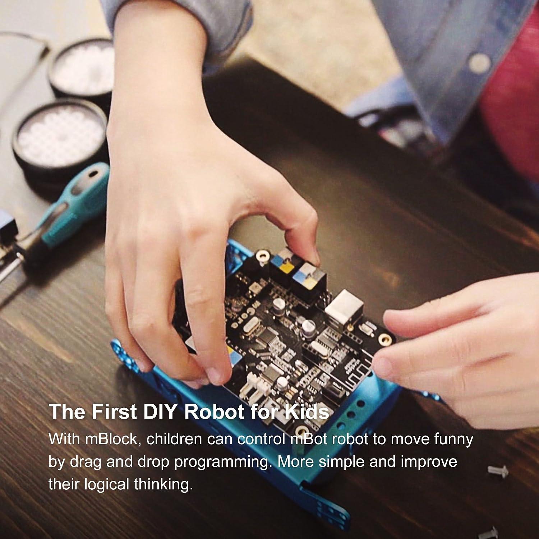 Makeblock DIY mBot Kit(2 4G Version) - STEM Education