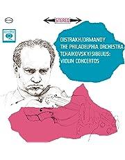 Tchaikovsky: Violinconerto In D Major, Op. 35; Sibelius: Violin Concerto, Op. 47 In D Minor