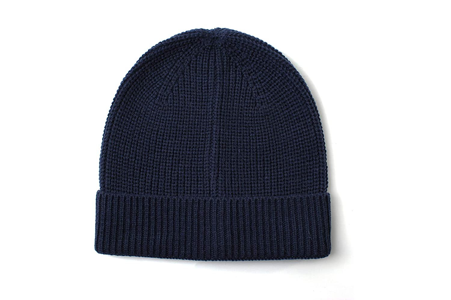 LANGZHEN Wool hat for Men Cable Knit Beanie Mens Winter Hats Warm Thick Ski hat