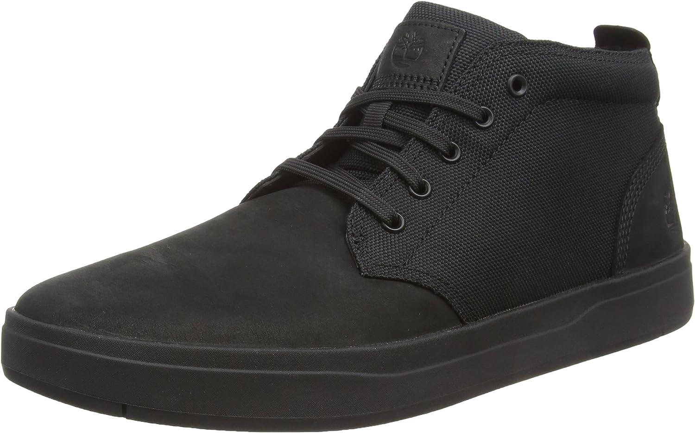 Davis Square Chukka Boots