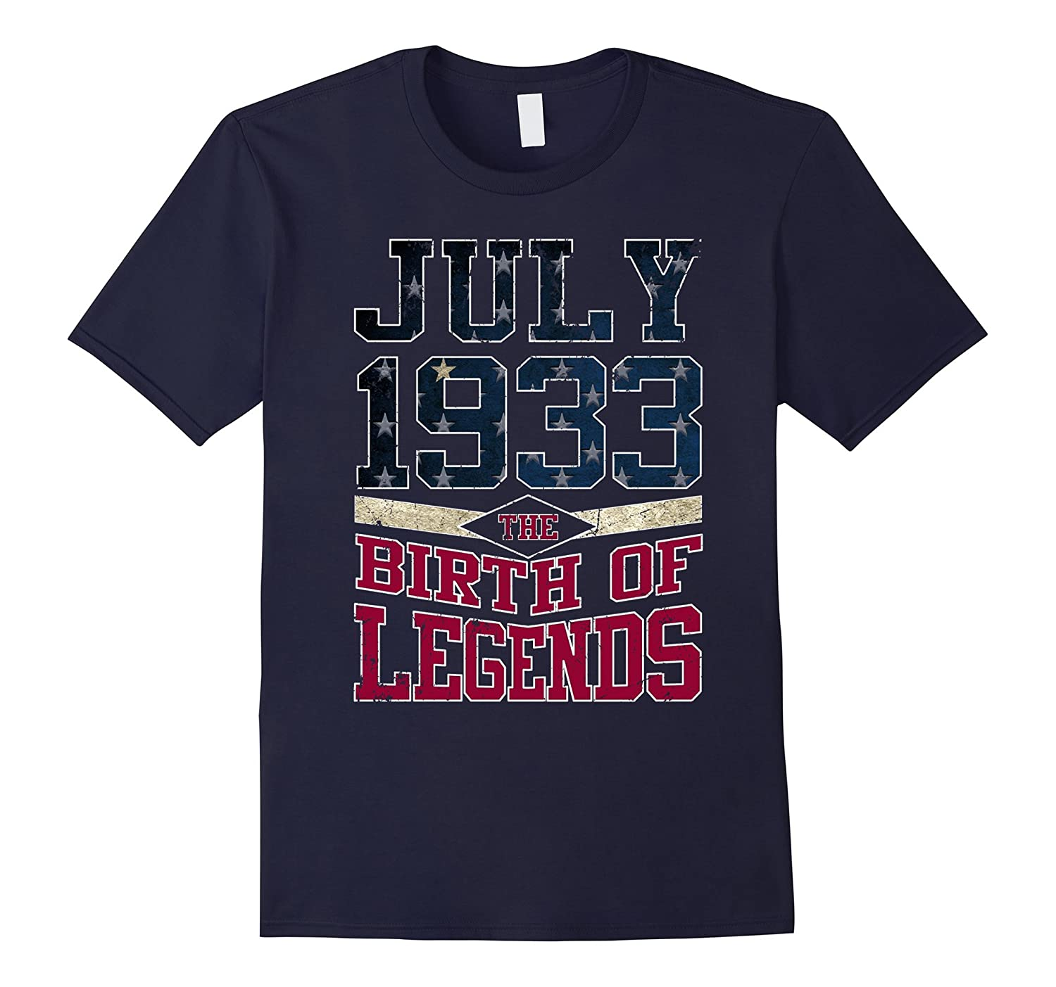 Legends Are Born In JULY 1933 Birthday Gift For 84 Years Old-Teehay
