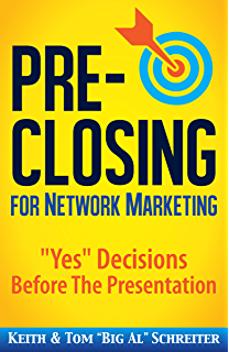 Amazon magnetic sponsoring how to attract endless new leads pre closing for network marketing yes decisions before the presentation fandeluxe Images