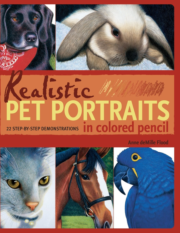 Realistic Pet Portraits Colored Pencil product image