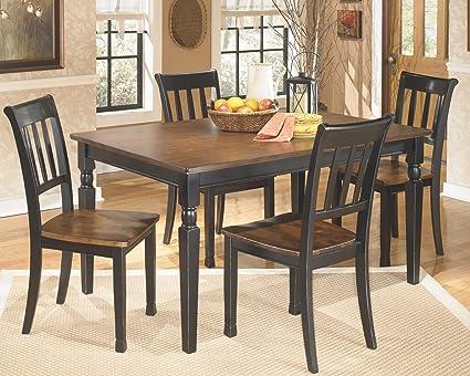 Amazoncom Ashley Furniture Signature Design Owingsville Dining