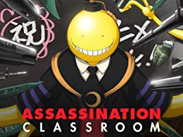 Assassination Classroom, Season 1, Pt. 1 (Original Japanese Version)