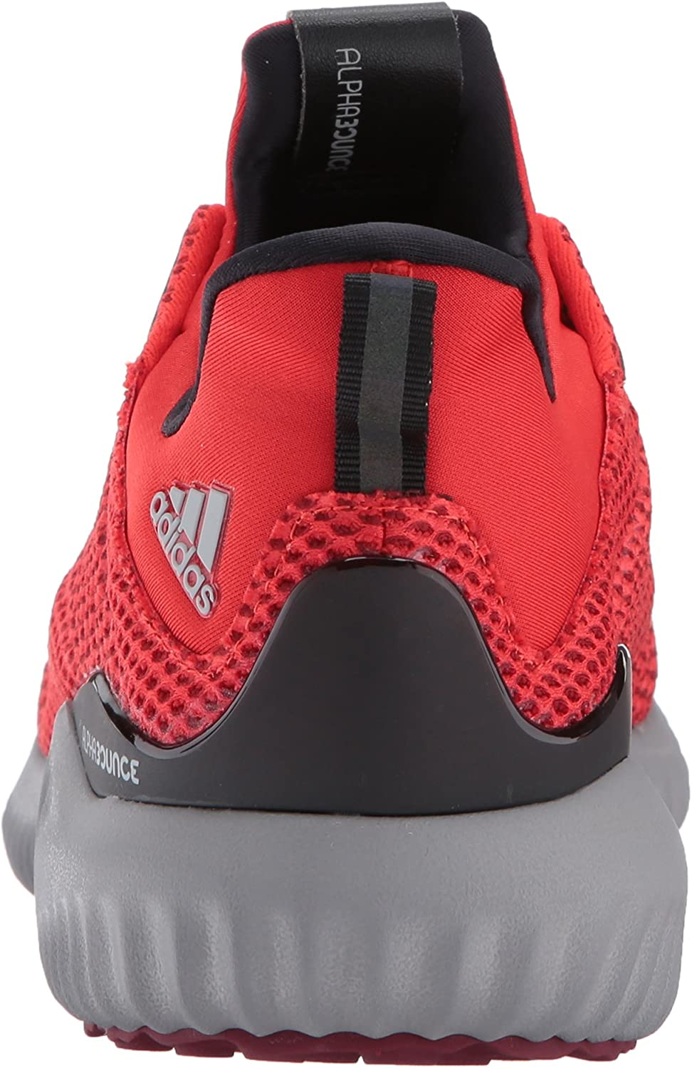 adidas Performance Men's Alphabounce M Running Shoe Core Red/Collegiate Burgundy/Utility Black