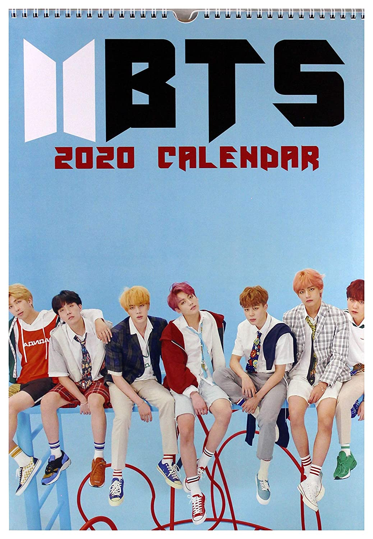 Amazon.com: Calendario BTS 2020.: Office Products