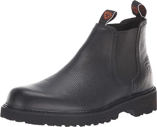 6. Ariat Men's Spot Hog Western Cowboy Boot