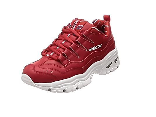 Skechers Energy-Retro Vision, Zapatillas para Mujer: Amazon.es ...