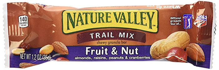 Top 10 Nature Valley Low Fat Fruit Granola