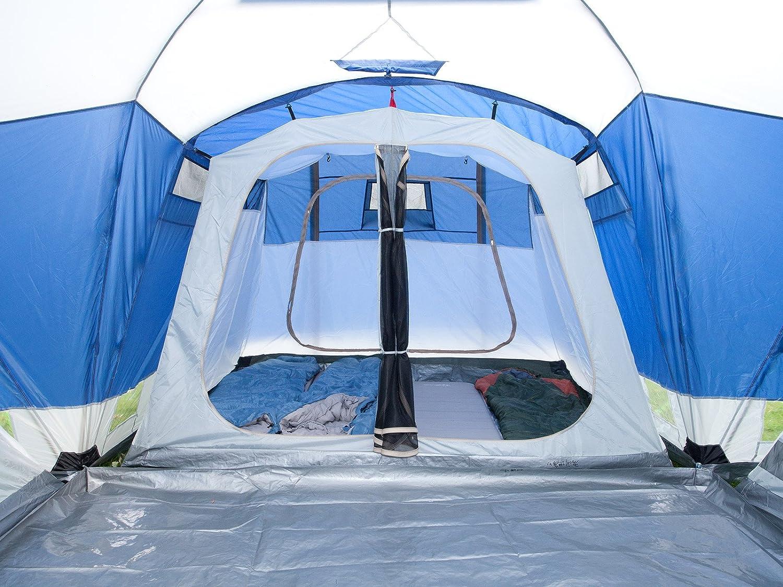 Amazon.com  Skandika Waterproof Nimbus Unisex Outdoor Dome Tent available in Blue - 8 Persons  Sports u0026 Outdoors & Amazon.com : Skandika Waterproof Nimbus Unisex Outdoor Dome Tent ...