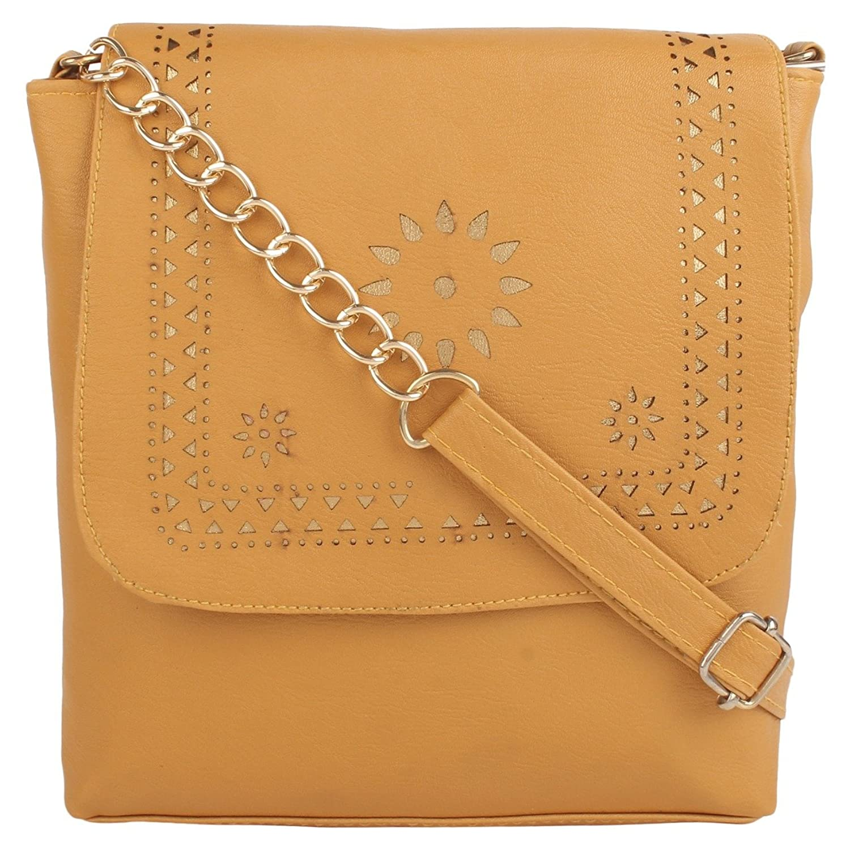 Lighting Deal - SAHAL PU SLING BAG FOR WOMEN
