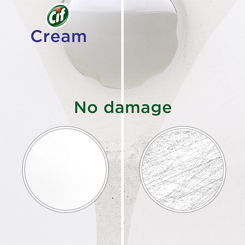 Cif - Crema de limpieza - 750 ml: Amazon.es: Salud y cuidado personal