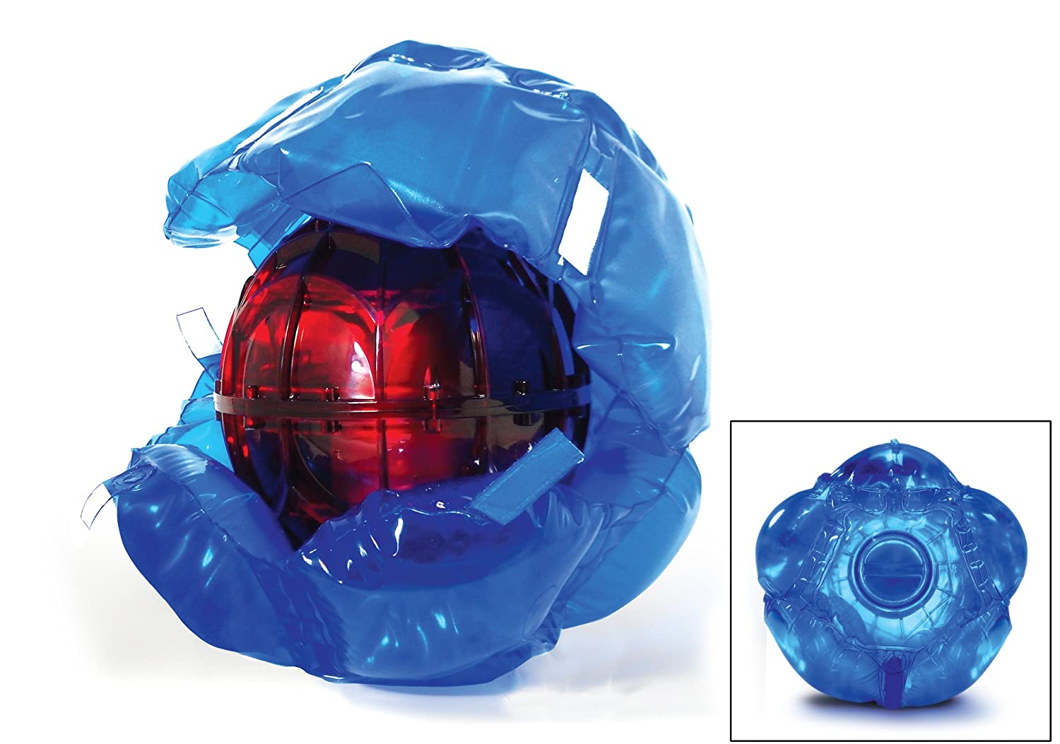 YayLabs Inflatable Cover for Play and Freeze Ice Cream Ball, Quart Size