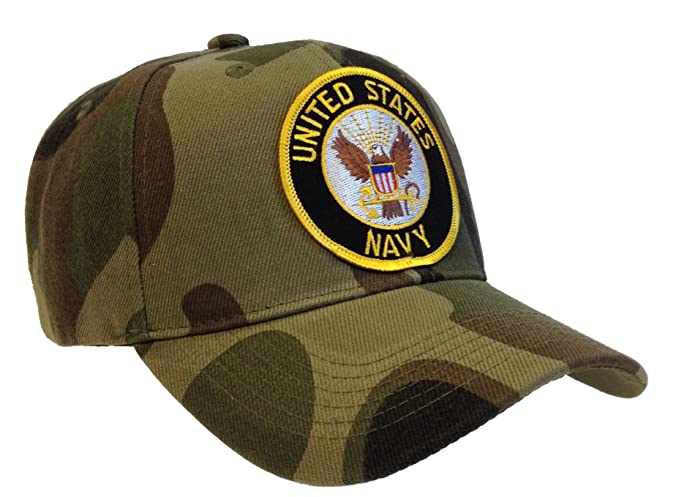 Image Unavailable. Image not available for. Color  US Navy Hat Camouflage  ... 1e287970689