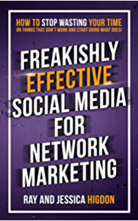 Amazon magnetic sponsoring how to attract endless new leads freakishly effective social media for network marketing how to stop wasting your time on things fandeluxe Images