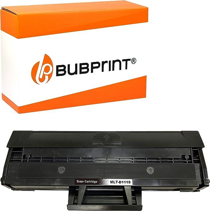 Bubprint Xxl Toner 3x Mehr Inhalt Kompatibel Für Samsung Mlt D111s Für Xpress M2020 M2020w M2021w M2022 M2022w M2026 M2026w M2070f M2070w M2070fw Bürobedarf Schreibwaren