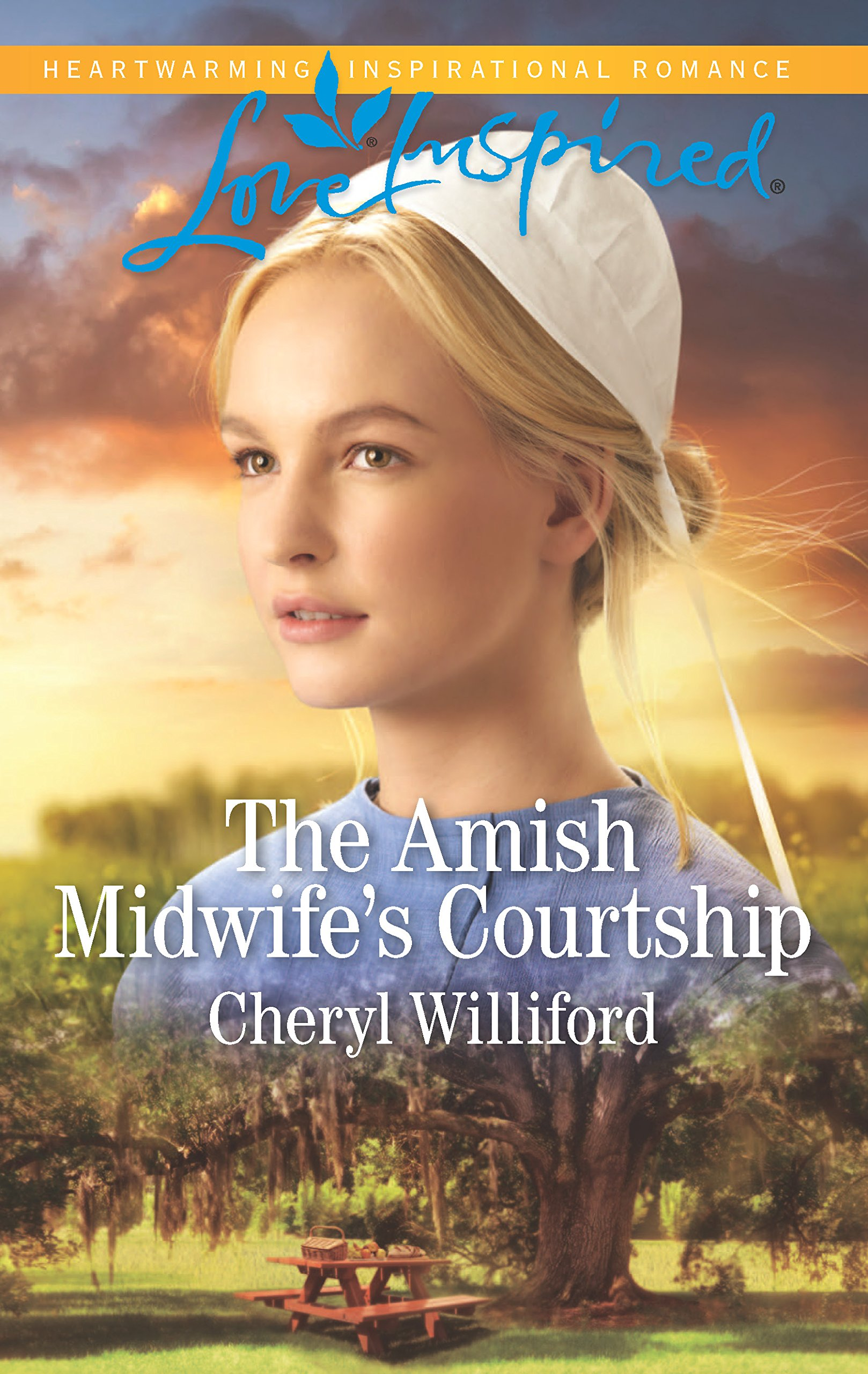 The Amish Midwife's Courtship (Love Inspired): Cheryl Williford:  9780373719587: Amazon.com: Books