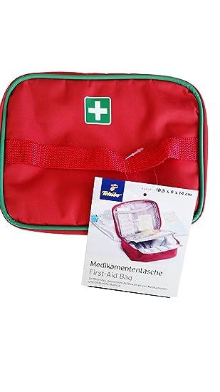TCM Tchibo Medikamententasche Erste Hilfe Tasche Aufbewahrung von ...