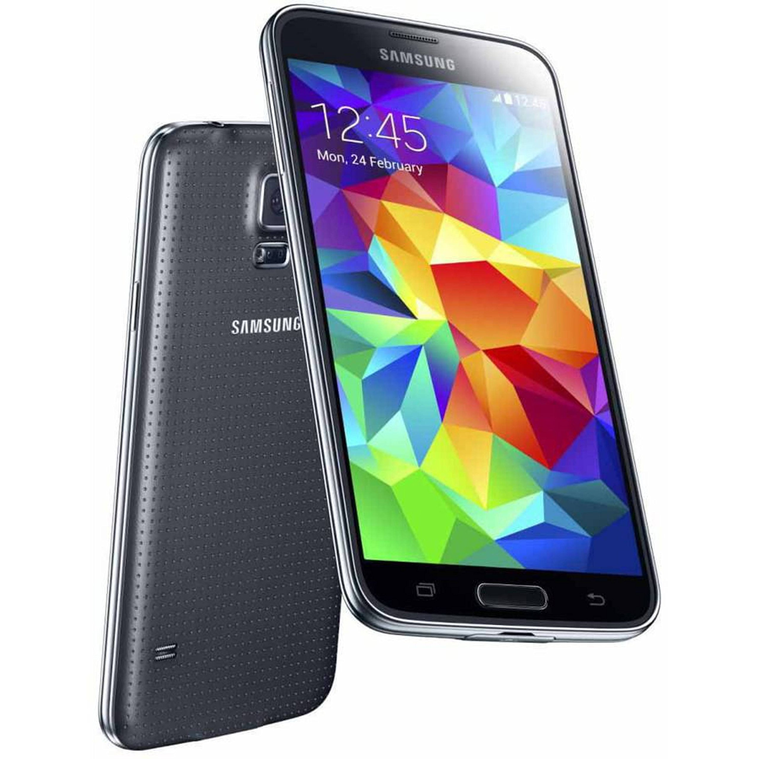 Samsung SM-G900V - Galaxy S5 - 16GB Android Smartphone Verizon  - Black (Renewed) by Samsung