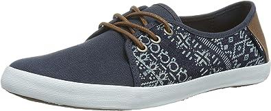 Vans Damen W TAZIE Sneakers, Blau ((Batik) Navywh D9U