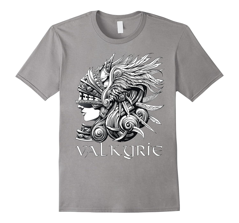 Viking Valkyrie of Valhalla ODIN Ragnar t-shirt-FL