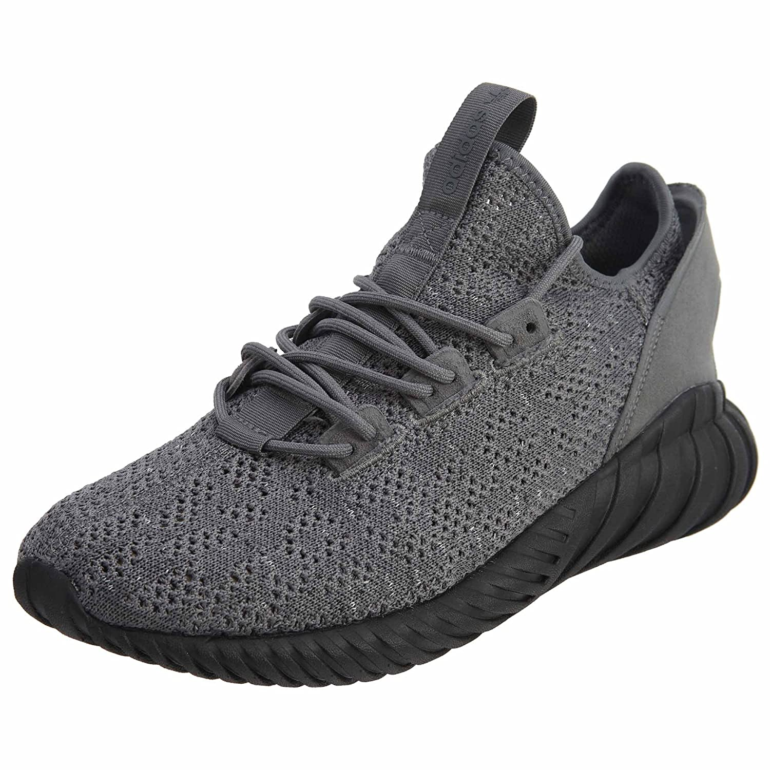 premium selection aa8ee 975e1 adidas Tubular Doom Sock PK Mens Shoes Grey/Core Black/Footwear White  by3564 (8.5 M US)