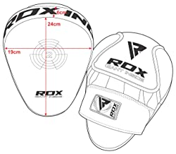 Abmessungen der Handpratzen von RDX