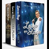 Love on Books 1-3 (English Edition)