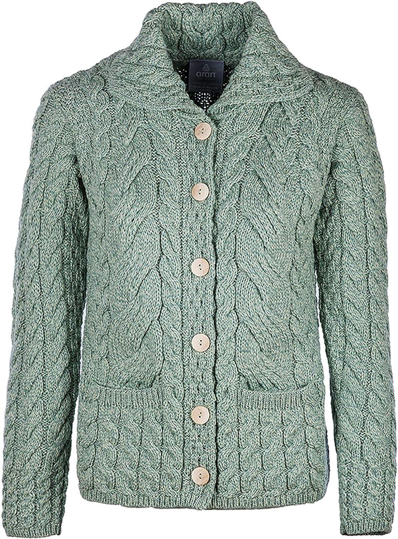 Gilet Carraig Donn Femme vert vert /écume