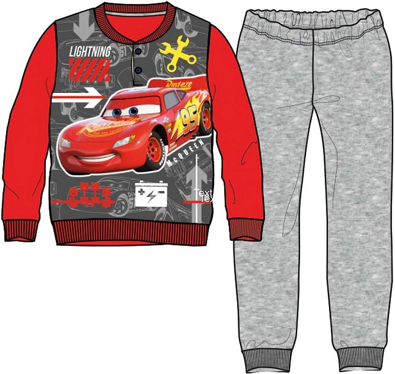 Loungewear for Boys and Girls Full Sleeves Cuffed Pyjamas Nightwear Disney Cars Lightening McQueen Cotton Pyjama Shirt Set