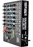 Medha D.J. Plus Sem-6 6 Channels Stereo Echo Mixer
